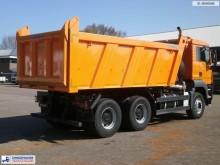 camión MAN TGS 33.360 6x4 tipper 16 m3