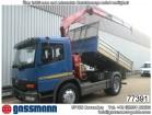 camion Mercedes Atego 1523 K 4x2 mit Kran Fassi F95AC23 Klima