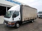 camion rideaux coulissants (plsc) Mitsubishi occasion