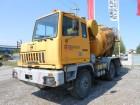 used Astra concrete mixer truck