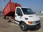 camion scarrabile Iveco usato
