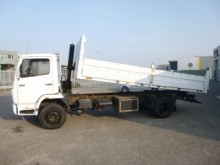 Mercedes 1317 KIPPER / FULL SPRING truck