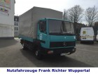camion Mercedes 814 mit DPF, grüne Plakette, Nl 3690kg dt.Fzg.