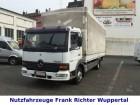 camion Mercedes 817 dt.Fzg. erst 248.732km TÜV bis 06/15