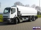 tweedehands vrachtwagen tank Renault