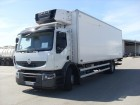 used Renault mono temperature refrigerated truck