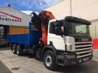 camión Scania C 94C300