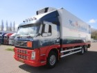 used Volvo refrigerated truck
