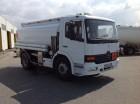 used Mercedes oil/fuel tanker truck