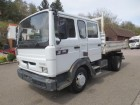 camion ribaltabile trilaterale Renault usato
