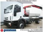 camion piattaforma Iveco nuovo