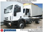 camion furgone Iveco nuovo