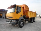 camión volquete escollera Renault usado
