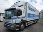 camion frigorific(a) Scania second-hand