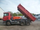 gebrauchter Scania LKW Dreiseitenkipper