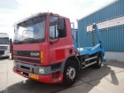 camion DAF FA75-240 4x2 FULL STEEL WITH CONTAINER SYSTEM (Z