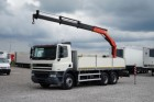 camion DAF / CF 85 460 / / SKRZYNIOWY + HDS - 18 M