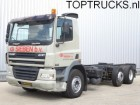 camion DAF CF 85.430 6x2 MANUAL AIRCO LIFT/STEERING AXLE
