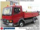 camion Mercedes Atego / 815K 4x2 / 4x2 AHK