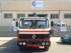 used Renault flatbed truck