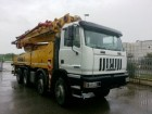used Astra concrete pump truck truck