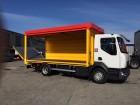 camion plateau brasseur Renault neuf