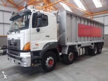 camion Hino 700 SERIES 8 X 4 ALUMINIUM BULK TIPPER/BLOWER - 2008 - SY58 AAZ