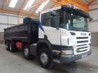 Scania P340 STEEL TIPPER - 2007 - SF57 CVL truck