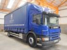 Scania 94D 18 TONNE CURTAINSIDER - 2004 - KX54 ECN truck