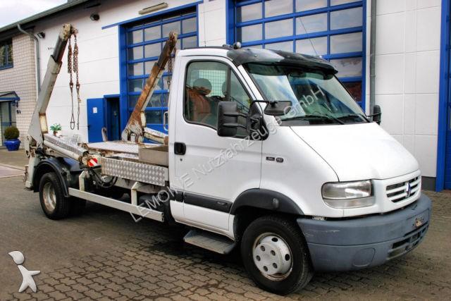 camion renault multibenne mascott dci 4x2 absetzkipper meiler ak4v gazoil euro 3 grue. Black Bedroom Furniture Sets. Home Design Ideas
