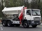 DAF CF 85.380 / 6x4/ HDS FASSI / 2 STR WYWROT/ truck