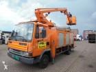used DAF aerial platform truck