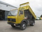 camion Mercedes SK 1619 (4X4 / STEEL SUSP / BIG AXLE)