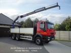 ciężarówka platforma burtowa Iveco używana