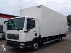 MAN TGL 12.180 Koffer 7,50m EURO 4 Ladebordwand truck