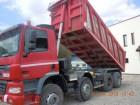 camion cu prelata si obloane DAF second-hand