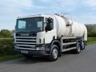 Scania P114 340 truck