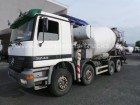 camion Mercedes 3240 8x4 Cifa FBP 25 Meter EUR3
