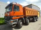 camion Mercedes Actros 4143 8X6 KIPPER