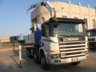 camion Scania P124