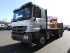 camion Mercedes 3331 6x4 Kran Atlas Atlas 0250CS EUR2