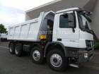 camion Mercedes 4846 Kipper 8x4 VS-Mont 20m3 EUR3