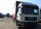 MAN TGL TGL 12.240 skrzynia firan zamykana windą truck