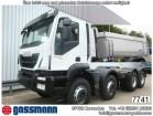 Iveco Trakker 410T45 8x4 mit Retarder, ca. 18,1m³ truck