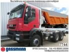 Iveco Trakker / AD380T50 6x4 / 6x4 Autom./Klima truck