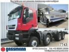 Iveco Trakker, AD410T45W 8x8, ca. 18,1m³ Klima truck