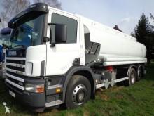 ciężarówka cysterna do paliw używana