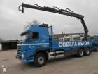 camión Volvo FM 12 460 6X4 + HIAB 166E-3 XS