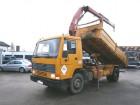 camión Volvo FL 7 260 4X2 + FASSI 14 T/m