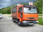 camion rideaux coulissants (plsc) autres PLSC Renault occasion